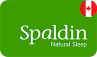 Spaldin®. Natural Sleep · Mattresses, bed bases and pillows